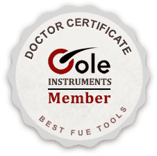 Cole Instruments Member Seal Logo