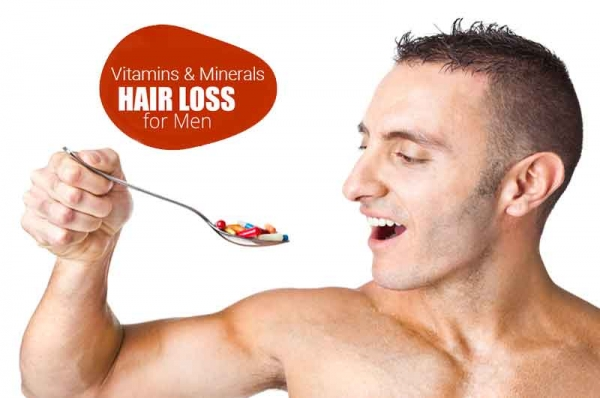 Hair growth vitamins and Minerals
